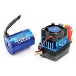 MOTOR FTX OUTBACK 370 SIZE BRUSHED