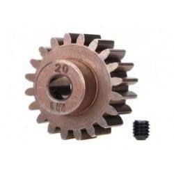 Gear, 20-T pinion (1.0 metric pitch) (fits 5mm shaft)