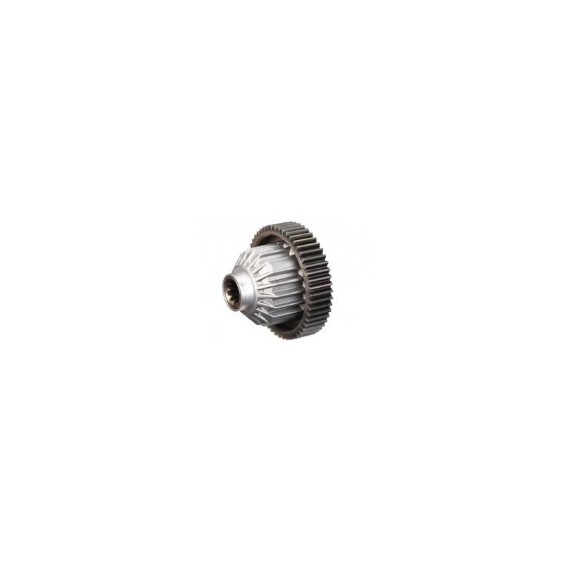 Center drive, torque-biasing (assembled)/ 17x26x5 ball bearings