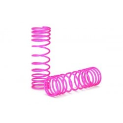 Springs front (Pink) (progressive rate) (2)