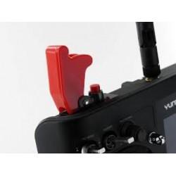 Cubierta del interruptor para el botón MOTOR ON / OFF rojo
