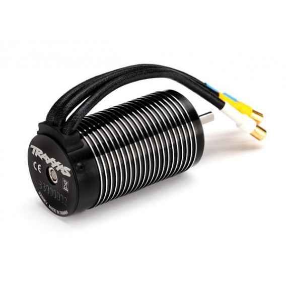 Motor, 2200Kv 75Mm, Brushless (With 6.5Mm Gold-Plated Connec