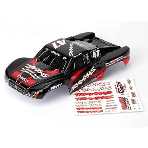 Carroceria Slash 1/16 Mike Jenkins 47