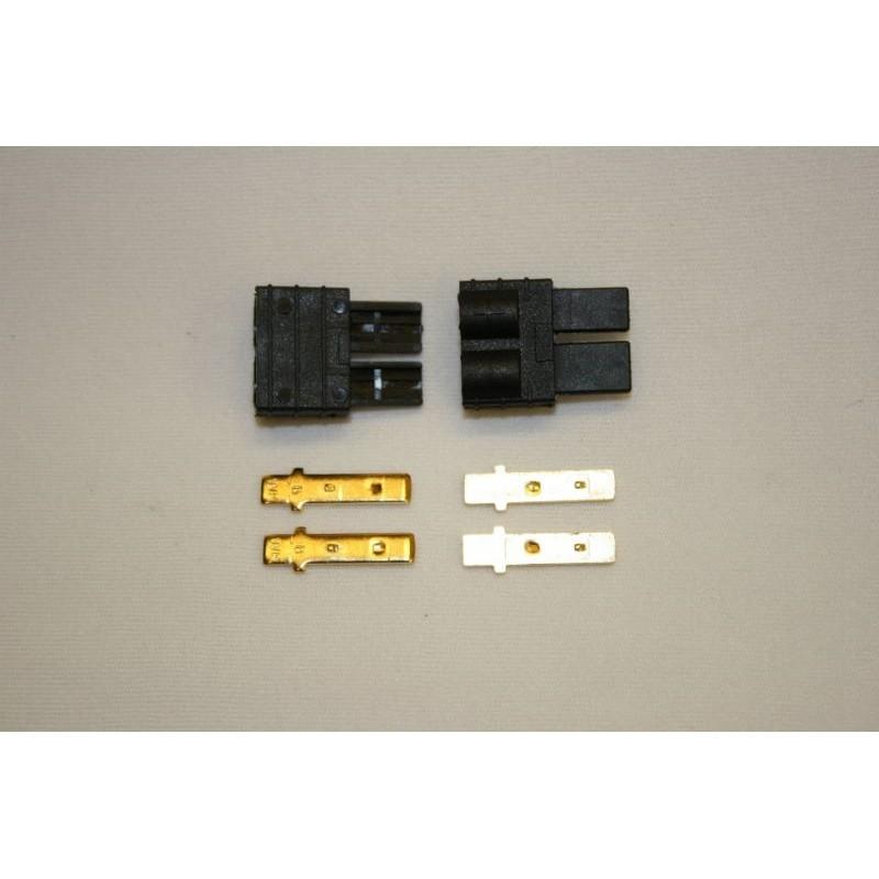 Conectores Traxxas Macho (2Pcs)