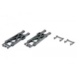 Rear Lower Suspension Arm Set - S10 Twister (2pcs