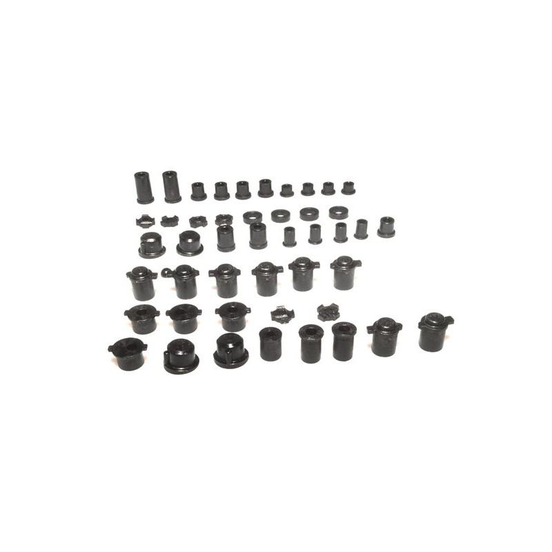 Insert- and Bushing Plastics Set - S8 BX