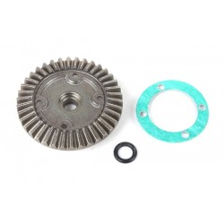 Differential Crown Gear 38T and Sealing - S10 Blast