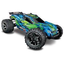Traxxas Rustler VXL 4X4 1/10 scale 4WD TSM (Verde)