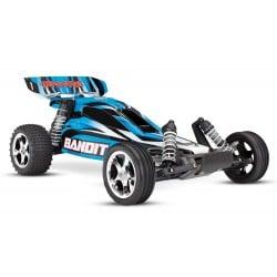 Traxxas Bandit RTR 2WD 1/10 (sin batería ni cargador)