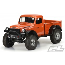 Carroceria Dodge Power Wagon 1946 (313mm) (Sin Pintar)