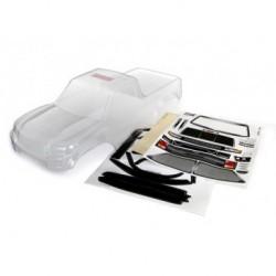 Cuerpo, TRX-4 Sport (transparente, recortado, requiere pintura) / máscaras de ventana / hoja de calcas