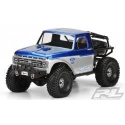 1966 Ford F-100 Clear Body (313mm) distancia entre ejes
