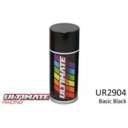 SPRAY BASIC BLACK 150 ML