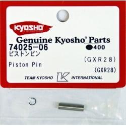 Kyosho Piston Pin 74025-06 para GXR28