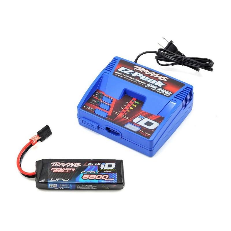 Pack Bateria + Cargador Traxxas ID