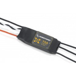 Variador Hobbywing X-Rotor 15A V1 wire leaded