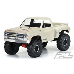 1978 Chevy K-10 Clear Body (Cab & Bed)