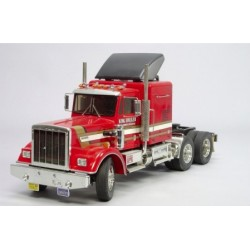 Camión tamiya 1:14 RC US Truck King Hauler Kit