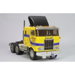 Camión Tamiya 1:14 RC US Truck Globe Liner Cab Over Kit