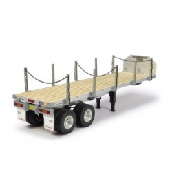 Semi remolque Tamiya 1:14 RC Flatbed-Semi Trailer Kit