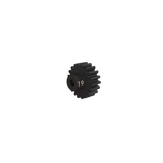 Gear, 19-T pinion (32-p), heavy duty (machined, hardened steel)/ set screw