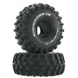 Ruedas Duratrax Crawler Showdown CR C3 1.9 2pcs