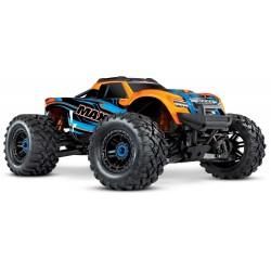 Traxxas Maxx RTR 4WD 1/10 VXL Brushless con TSM (sin bateria ni cargador)