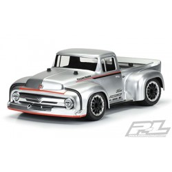 Carroceria Ford F-100 1956 Pro-Touring Street Truck (Sin Pintar)