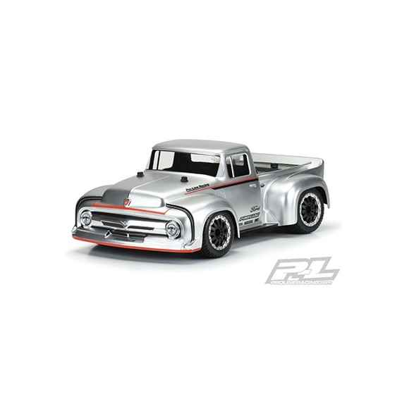 Carroceria Ford F-100 1956 Pro-Touring Street Truck (Sin Pintar)