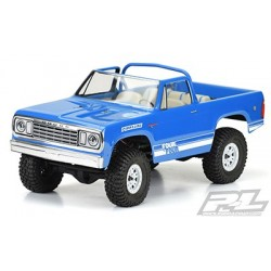 Carroceria Dodge Ramcharger 1977 (Sin Pintar)