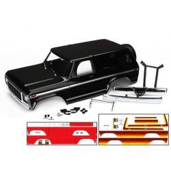Carroceria Ford Bronco, completa , pintada en negro