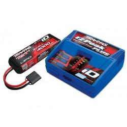 Traxxas Combo 3S (1 Batería Lipo 3S 4000mah./ 1 Cargador Ez-peak plus)