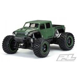 Carrocería Jeep Gladiator Rubicon Precortada, sin pintar parar X-MAXX