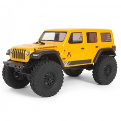 AXIAL SCX24 Jeep Wrangler 1/24 JLU CRC 4WD RTR
