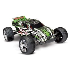 Traxxas Rustler RTR 2WD 1/10 (sin bateria ni cargador)