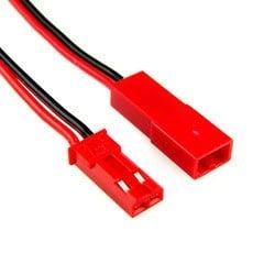 Conectores JST con cable 10cm aprox.(2pcs Macho/Hembra)