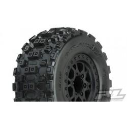"Badlands MX SC 2.2""/3.0"" M2 (Medium) Tires Mounted 2pcs"