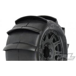 """Sling Shot 3.8"""" Sand Neumáticos montados (2pcs)"""
