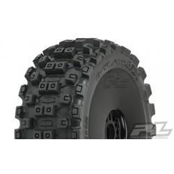 Badlands MX M2 (Medium) All Terrain 1:8 Buggy Neumáticos montados (2pcs)