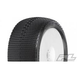 """Hole Shot 4.0"""" S3 Soft Off-Road 1:8 Truck Neumáticos Montados (2pcs)"""