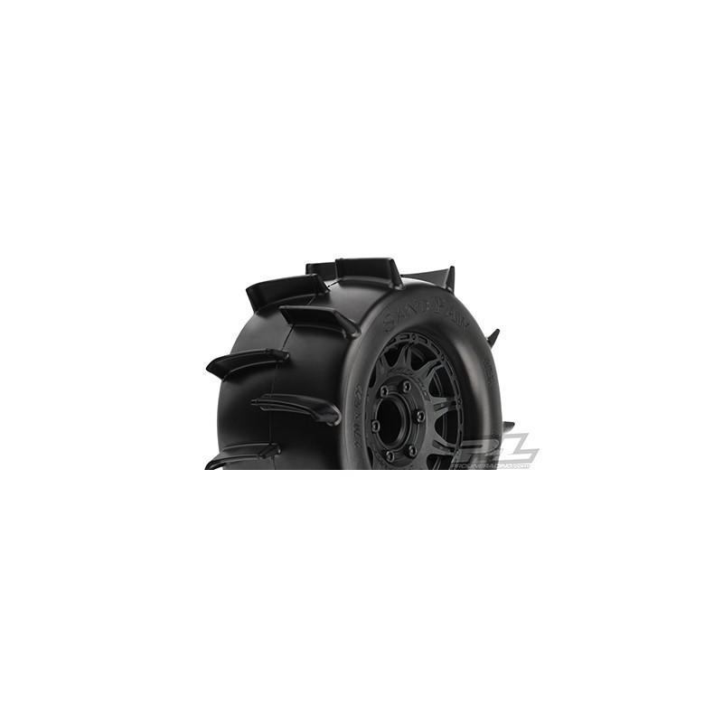 """Sand Paw 2.8"""" Sand Neumáticos Montados (2pcs)"""