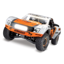Traxxas Unlimited Desert Racer UDR RTR 4WD Con Luces Led incluidas