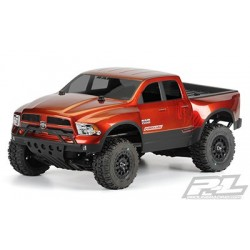 Carroceria 2013 Ram 1500 True Scale (Sin Pintar) para Slash 2wd, Slash 4x4 y PRO-Fusion SC 4x4