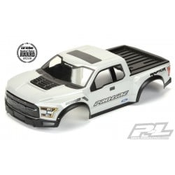Carroceria Ford Raptor F-150, 2017,(Pintada y Precortada) para Slash 2wd, Slash 4x4 y SC10