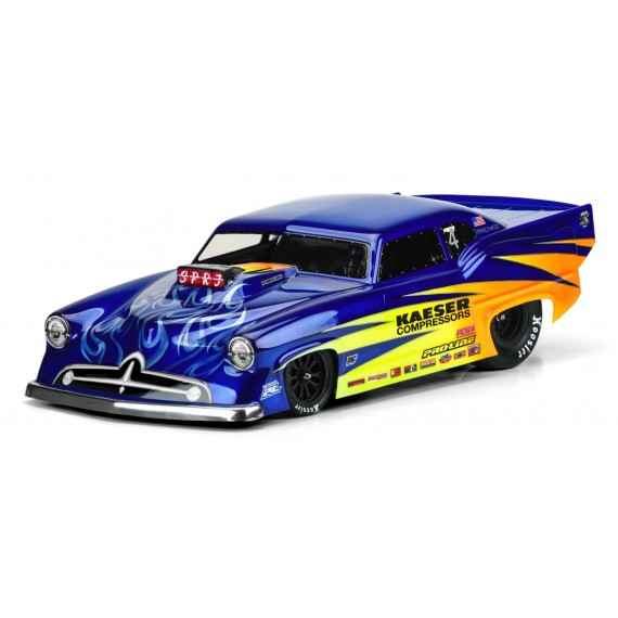 Carroceria Super J Pro-Mod (Sin Pintar) para Slash 2wd Drag Car