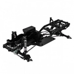 GMADE 1/10 GS02 TA PRO CHASSIS KIT