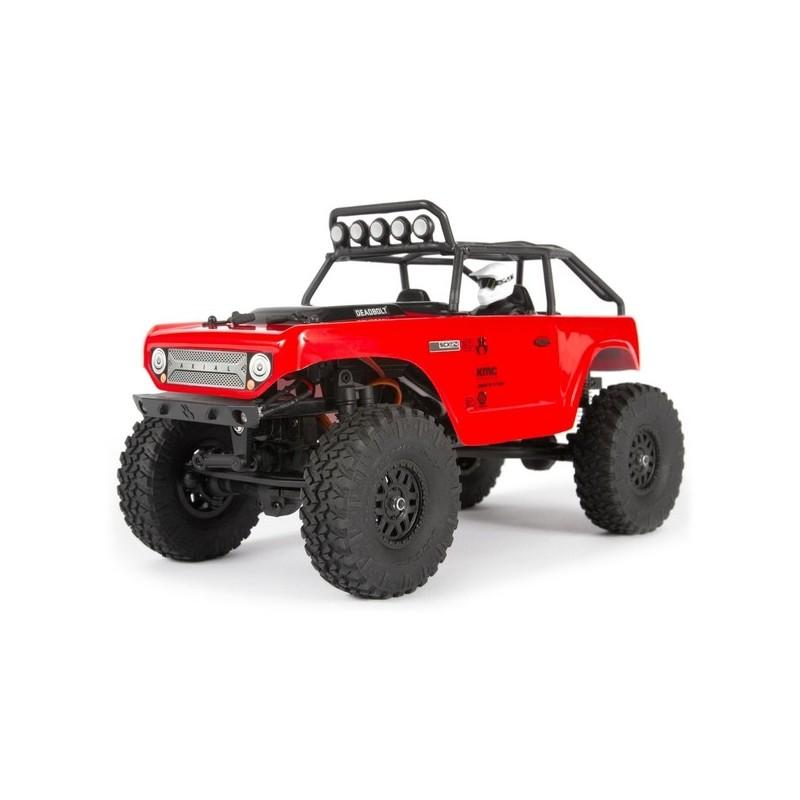 AXIAL SCX24 Deadbolt Rock Crawler 1/24 4WD RTR