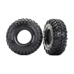 """Neumáticos Canyon Trail 2.2"""" para TRX-4 con foam, sin llanta (2)"""