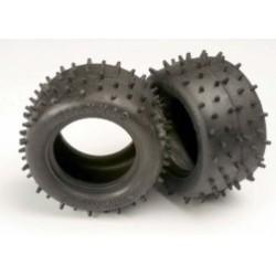 "Neumáticos de perfil bajo con púas de 2.2 ""(2pcs)"