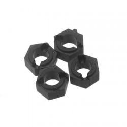 Hexagonos de ruedas wltoys